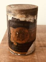 Vintage Boston Roasted Coffee Dwinell Wright Tin