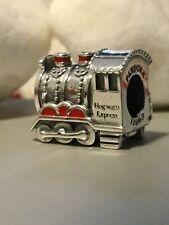 Genuine Pandora Harry Potter, Hogwarts Express Charm S925 Ale POUCH INCLUDED