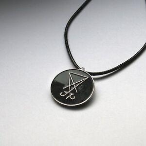 Lucifer (Satan, Occult, Black Magic, Black Metal, Anhänger, Pendant, Luzifer)