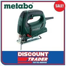 Metabo 590 Watt Electronic Orbital Jig Saw - STEB 80 Quick - 601041530