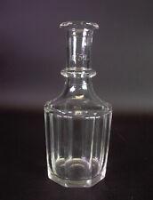 antike Biedermeier Flasche Karaffe ( Nr.6)