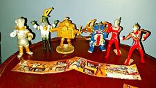 6 Ultra Kaiju Ultra Seven, Zoffy, U-Tom, Alien Pegassa, Crazygon, King of Mons