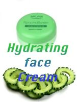 Aroma CUCUMBER Organic Face Cream Natural All Skin Type  75 ml