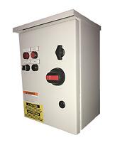 ABB NEW Combination Starter CB104601-CPT-HOA-RP-SSPB-5K, 3 Phase 460VAC Control