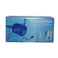 SCHEGO - Frostwächter - Frost Wächter - für Teichheizer Teich Heizung - Winter