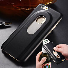 For iPhone 5 Aluminum Beers Bottle Opener Hard Back Case Fitted Cover Skin