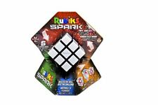 Rubik's Spark 6 Games Unique Bubble Control Beat The Challenge White Age 8+