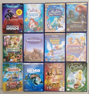 Lot de 12 DVD Walt Disney