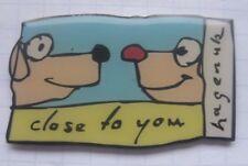 CLOSE TO YOU  / HAGENUK ......................... Handy Pin (165k)