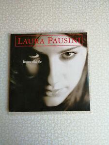 LAURA PAUSINI - INCANCELLABILE - CD SINGOLO PROMO - COME NUOVO