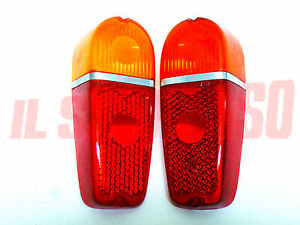 Plastic Lights Rear Altissimo Fiat 600 2 Series + Multi
