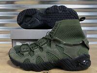 Asics Gel-Mai Knit MT Shoes Forest Green Black Mens SZ ( 1193A059-300 ) NEW!!