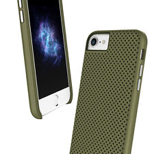 "Prodigee Breeze Army Green iPhone 7 4.7"" Dual Layer Thin Case Slim Cover"