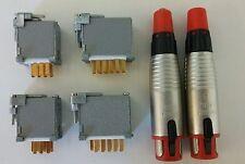 Quad 50d Amplificateur Connecteur Kit. (D11/7)