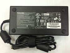 Genuine Toshiba Satellite S75t-A7215 PSKNAU-006002 120W AC Power Adapter Charger