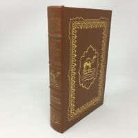 Arabian Sands by Wilfred Thesiger Easton Press Leather Collector's Edition w Map