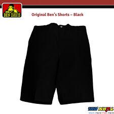 Ben Davis Work Shorts Men Original Ben's Poly Cotton Blend Heavy Weight Twill