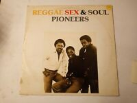 The Pioneers ‎– Reggae Sex & Soul Vinyl LP