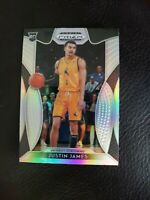 2019-20 Prizm Draft Picks Silver Refractor Prizm Justin James RC #39