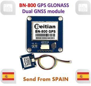 Beitian BN-800 Dual GPS GLONASS GNSS Module with Antenna Compass HMC5883L