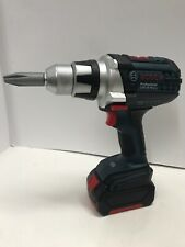 Cordless Drill Bosch Miniature Battery Operated Professional W/charger Toy Works