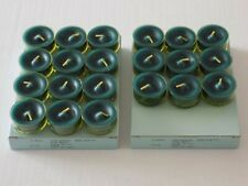 Lot of 21 Partylite Tealight Candles Pine Berry Fragrance Boxed