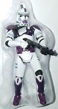 Star Wars CLONE TROOPER Action Figure Mace Windu's Purple Attack Battalion