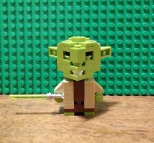 Lego Star Wars Cube Dude Yoda Genuine Lego Parts