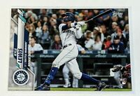 2020 Topps Update Kyle Lewis Rookie Debut Seattle Mariners Rookie of the Year RC