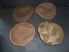 Lot 4 ancien bêrets t 60 kangol, stephens brothers art pop old French antiquity