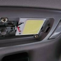 5Pcs 48 SMD COB White Panel LED T10 Car Interior Panel Light 12V Dome Lamp Bulb