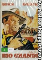 Rio Grande DVD NEW, FREE POSTAGE WITHIN  AUSTRALIA  REGION 4