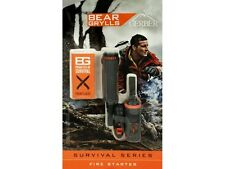 ACCIARINO GERBER BEAR GRYLLS SURVIVAL SERIES FIRE STARTER originale