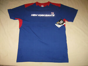 New York Giants T Shirt New W/Tags Men's XL Hands High NYG NFL Football G III