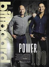 Billboard magazine Jeff Bezos Amazon digital streaming The Power 100 special