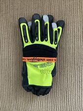 Shelby Hi Vis Extraction Gloves