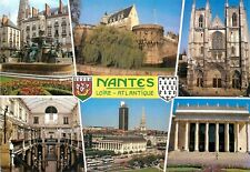 NANTES carte multivues
