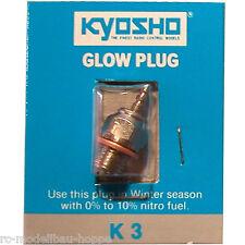Kyosho Glühkerze K3 74492