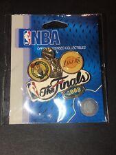 Los Angeles Lakers Boston Celtics Lapel Pin 2008 NBA Finals Collectors Souvenir