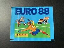 PANINI EURO88 1988 PACKET TUTE PACK SOBRE original!! packet from 1988!