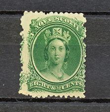 (NNAF 331) NOVA SCOTIA BRITISH CANADA 1860 MH
