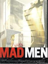 Mad Men - Season 1 (DVD, 2008, 4-Disc Set, Canadian, Widescreen)