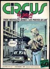 Circus n°60 d'avril 1983