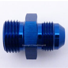 AN -8 (AN8) JIC Flare to 1/2 BSP BSPP Straight (Fuel Oil) Hose Fitting Adapter