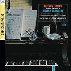 NEW Quincy Jones Explores The Music Of Henry Mancini by Quincy Jones CD (CD)