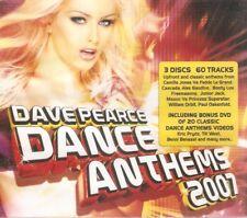 Dave Pearce - Dave Pearce Dance Anthems 2007 (2xCD & DVD 2007) Yomada; Cascada