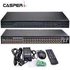 32CH Channel DVR CCTV Security Surveillance Recorder P2P Cloud Motion Detect