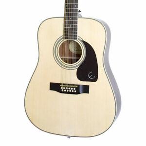 Epiphone Songmaker DR212 12-String Dreadnought Acoustic Guitar