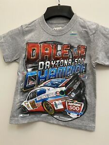 Dale Earnhardt Jr.#88 Nascar 2014 Daytona 500 Champion Youth Shirt Small