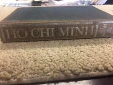 Ho Chi Minh, A Political Biography, Jean Lacouture 1968 [Vietnam War]- B101